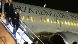 Ollanta Humala participa en cumbre APEC en Filipinas