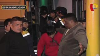 Breña: autoridades intervienen prostíbulo gay clandestino