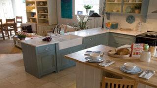 FOTOS: querían remodelar la cocina de su casa pero jamás imaginaron descubrir algo tan macabro