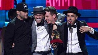 Revive los mejores momentos de la entrega de los premios Grammy Latinos 2015
