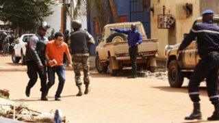 Mali: 21 muertos dejó toma de rehenes en hotel por parte de terroristas