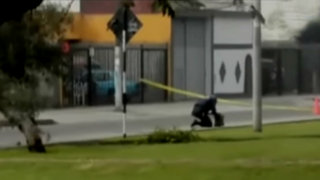 Falsa alarma de bomba por paquete sospechoso en La Molina