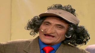 Porque Hoy es Sábado rindió homenaje al querido Rodolfo Carrión 'Felpudini'