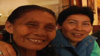 Volverte a ver: pasaron 40 años para que esta mujer se reencuentre con su hija