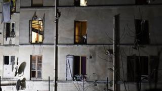 Francia: difunden imágenes de departamento que era refugio de terroristas