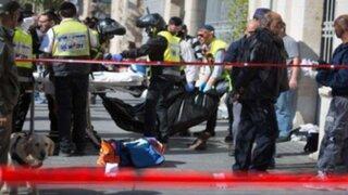 Nuevos apuñalamientos en Israel dejan cuatro muertos y varios heridos