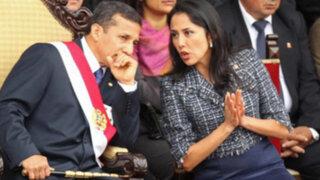 Crece incertidumbre por posible fuga de Ollanta Humala y Nadine Heredia