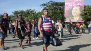 Más de tres mil cubanos se encuentran varados en Costa Rica