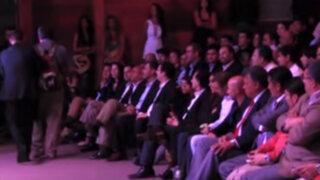 Jorge Sampaoli y el incómodo momento que vivió en una ceremonia en Chile