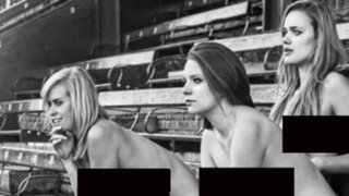 VIDEO: alumnas de la Universidad de Oxford se desnudaron por una buena causa