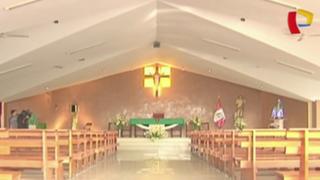 SJM: delincuentes robaron sagrario y valiosos adornos de parroquia