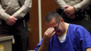 Por fin libre: estuvo preso 16 años por violaciones que nunca cometió