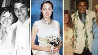 FOTOS: mira el antes y el después de algunos famosos de Hollywood