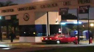 PUCP: delincuentes se habrían llevado 20 mil soles tras asaltar instalaciones