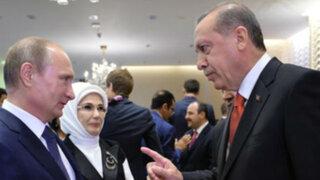 Rusia toma medidas contra Turquía y sus ciudadanos