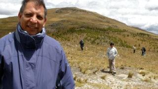 Marco Arana reaparece tras perder en elecciones del Frente Amplio