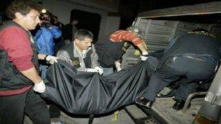 Hallan cadáver de mujer en hostal del Cercado de Lima