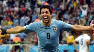 Luis Suárez tendrá su propia estatua en Uruguay