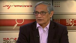 Inflación en el Perú alcanzó el 4.6%, estimó economista González Izquierdo