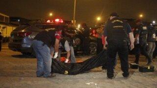 Joven murió tras caer de bus en movimiento en San Luis