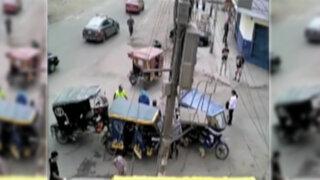 SMP: mototaxista mató un perro y atacó con matones a los dueños