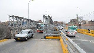 Desde hoy cierran puente Bella Unión por obras
