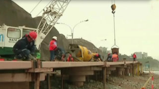 Critican futuro malecón de playa La Pampilla en la Costa Verde