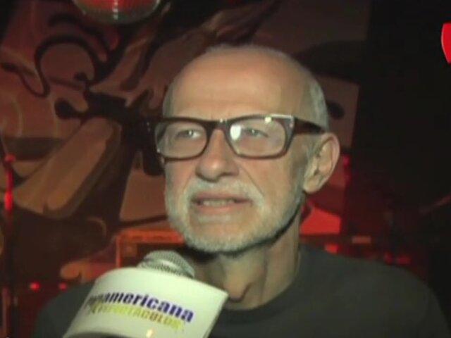 Miki González se reencuentra con banda y prepara show