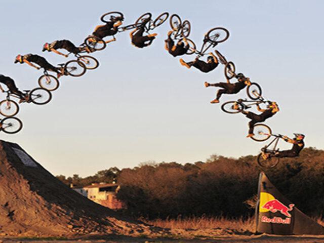 FOTOS: 8 impresionantes imágenes de las acrobacias más extremas de BMX