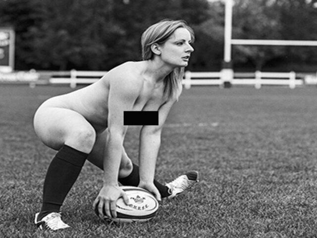 FOTOS: jugadoras de rugby de conocida universidad se desnudan para un calendario