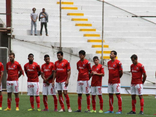 ¡Llora el Papá!: Cienciano le dijo adiós a la Primera División