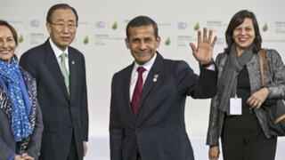 COP21 se inició en París con participación de Ollanta Humala