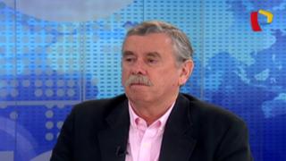 """Fernando Rospigliosi: """"Acuña no será presidente en estas elecciones"""""""