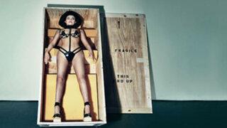 Kylie Jenner se convierte en una 'muñeca sexual del futuro' en nueva sesión fotográfica