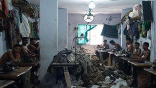FOTOS: así son las deplorables condiciones en las que trabajan los niños de Bangladesh
