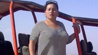 Madre de Gerald Oropeza fue detenida cuando intentaba ingresar celular a Piedras Gordas