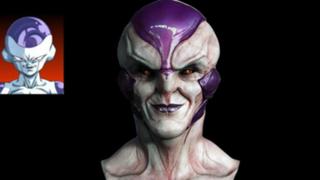 Así de aterradores lucirían los villanos de Dragon Ball si fueran reales