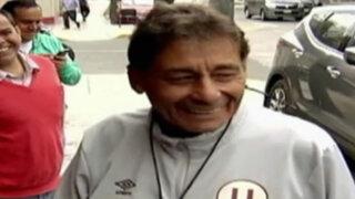 Bloque Deportivo: Chale firmó por Universitario