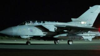 Reino Unido bombardea posiciones del Estado Islámico en Siria