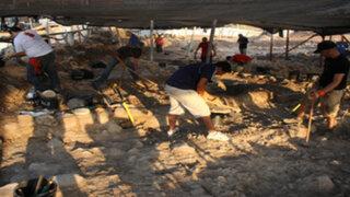 Israel: arqueólogos descubren una calle donde Jesús habría predicado