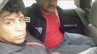 Detienen a delincuentes que asaltaron transeúnte en Puente Piedra
