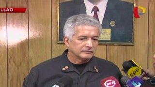 Jefe Policial del Callao asegura que asesinos de Wilbur Castillo fueron identificados