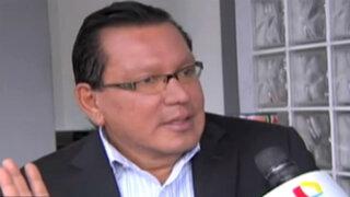 Félix Moreno pide que la Marina de Guerra patrulle calles del Callao