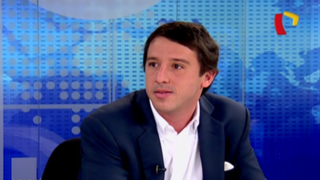 """Mijael Garrido Lecca sobre Partido Nacionalista: """"Nadie sabe lo que es, se enfrentan a posible extinción"""""""
