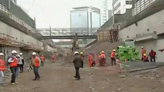 San Isidro: obras de estacionamiento subterráneo sería inaugurada en julio del 2016