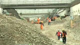 San Isidro: avance de obras de estacionamientos van al 50%