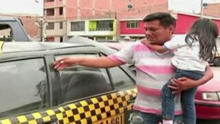 Taxista que resultó afectado en asesinato de Wilbur Castillo pide urgente ayuda