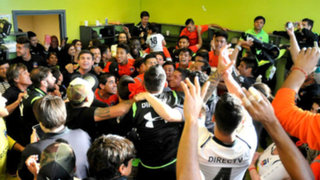 Christofer Gonzales se coronó campeón con el Colo Colo de Chile