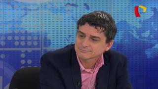 """Juan Carlos Ortecho: """"Es muy probable que Burga sea extraditado"""""""