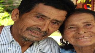 Volverte a ver: madre e hijo juntos otra vez tras más de 30 años